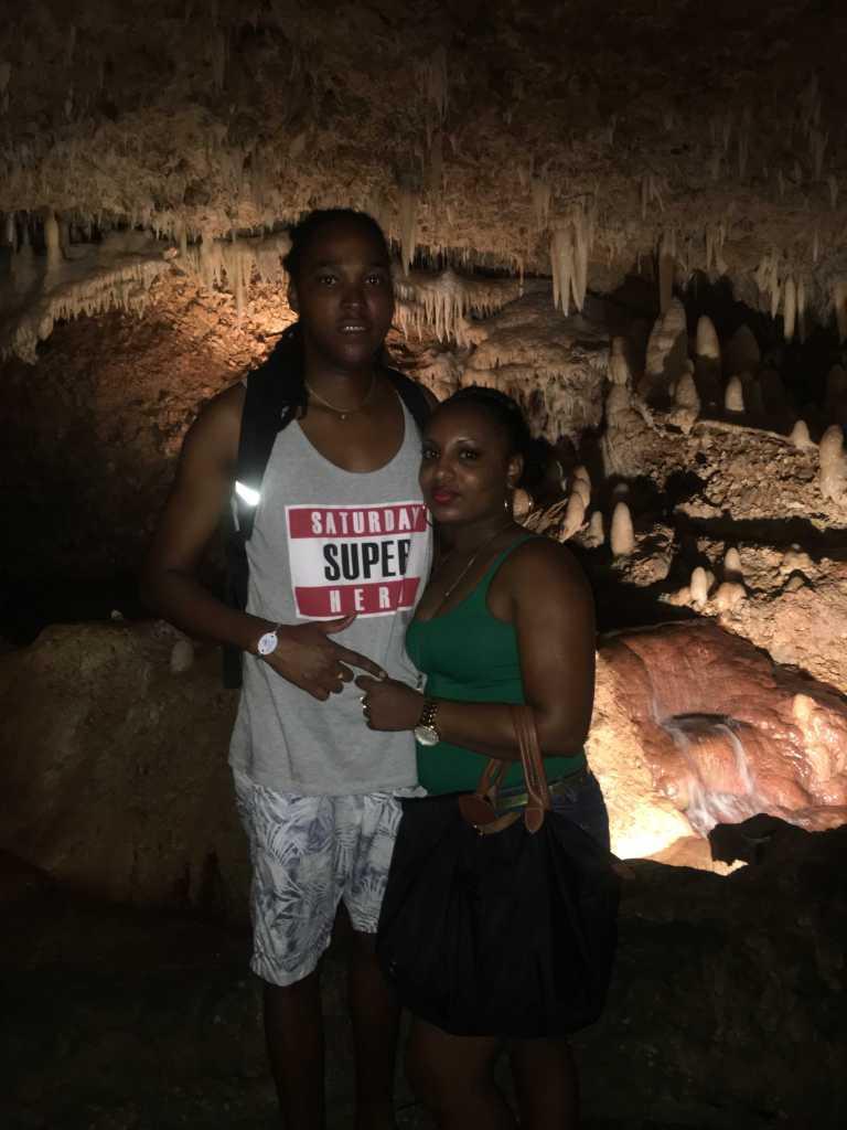 Harrison's Cave trip caraibes
