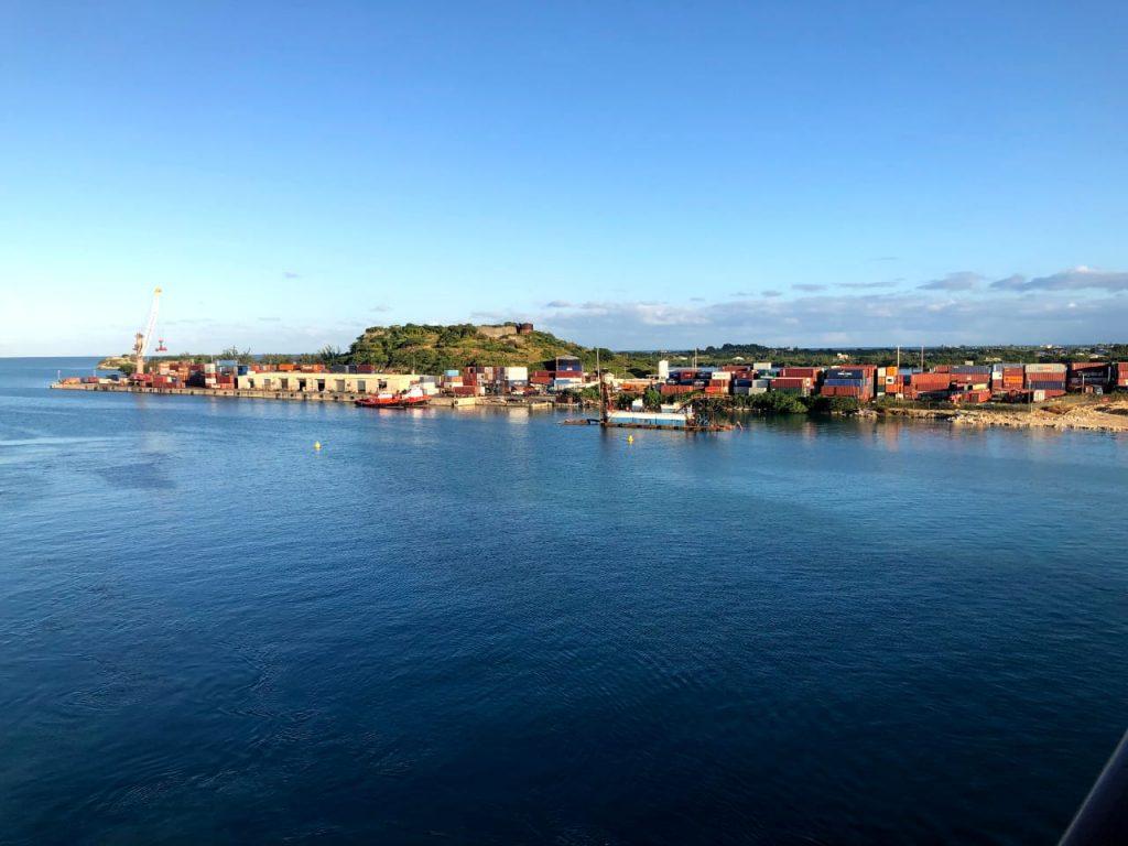 Tripcaraibes à antigua barbuda port