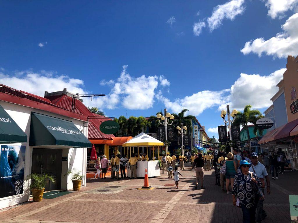 Tripcaraibes à antigua barbuda ville