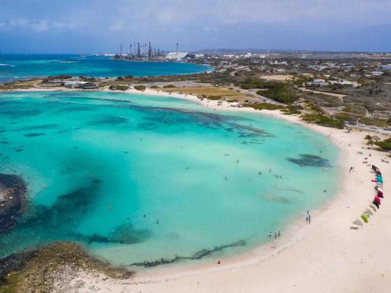 Baby Beach - Aruba Caraibe