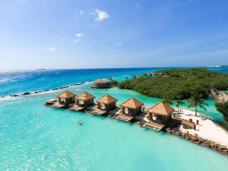 Baby Beach - Bonaire Island