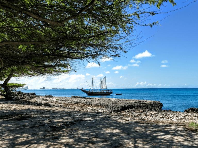 Boca Catalina Beach - aruba caraibe