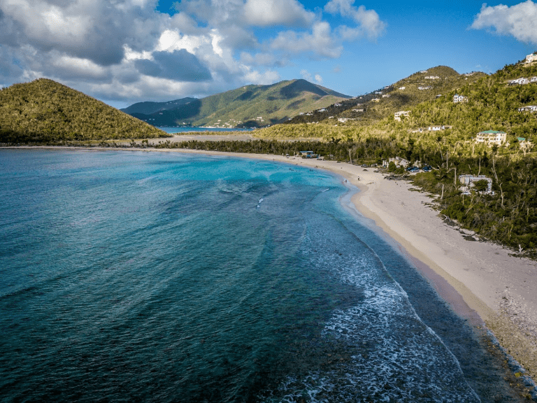 Tortola island Smuggler's Cove