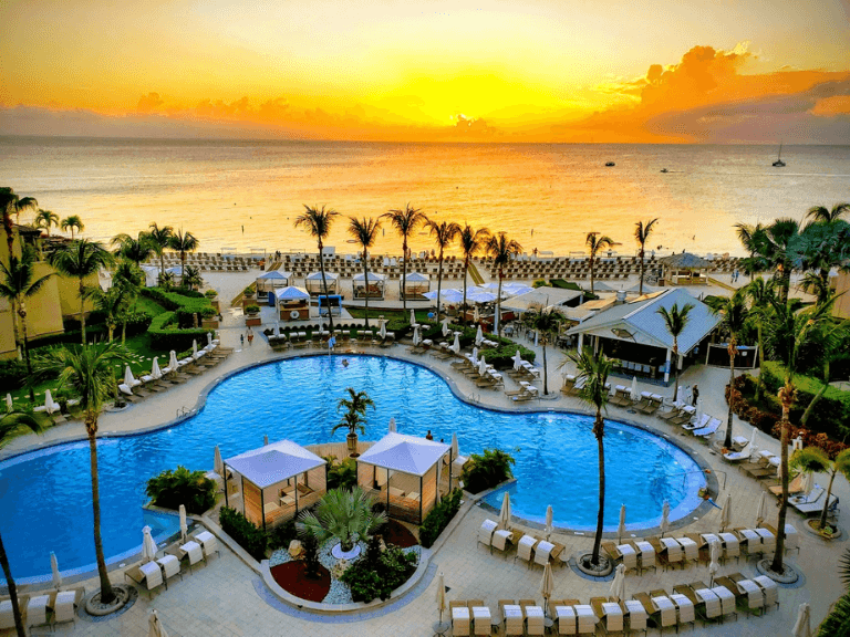 Ritz-Carlton Grand Cayman Seven Mile Beach Îles Caïmans