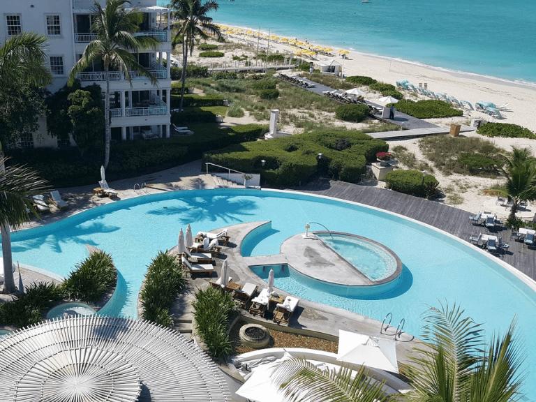 The Palms Grace Bay Beach Îles Turques-et-Caïques
