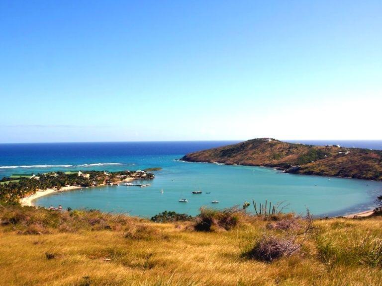 Mamora Bay antigua