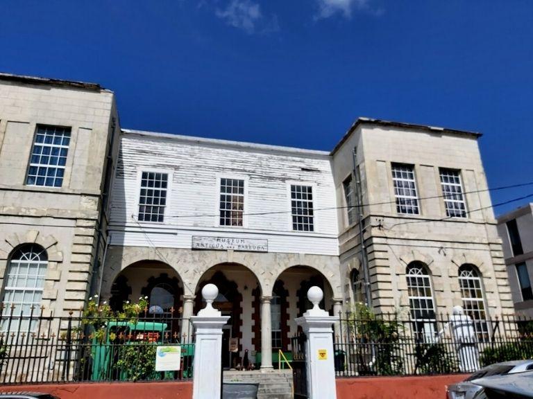 Museum of Antigua and Barbuda trip caraibes